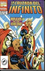 P00020 - Sagas cosmicas de Thanos - 20 La Cruzada Del Infinito howtoarsenio.blogspot.com #10