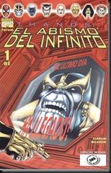 P00022 - Sagas cosmicas de Thanos - 22 El Abismo del Infinito howtoarsenio.blogspot.com #1
