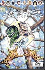 P00023 - Sagas cosmicas de Thanos - 23 El Abismo del Infinito howtoarsenio.blogspot.com #2