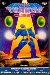P00001 -Sagas cósmicas de Thanos