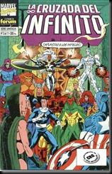 P00013 - Sagas cosmicas de Thanos - 13 La Cruzada Del Infinito howtoarsenio.blogspot.com #3