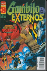 P00041 - 40 - Era de Apocalipsis - Gambit howtoarsenio.blogspot.com #4