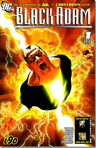 Black Adam - Dark Ages