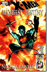 P00009 -  X-Men - Manifest Destiny - Nightcrawler