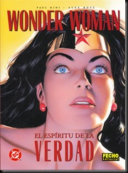 Wonder Woman - El espiritu de la verdad