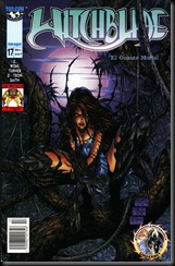 P00019 - Witchblade #17