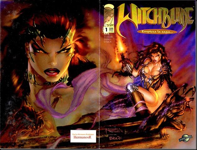 Witchblade numero 1 01 portada