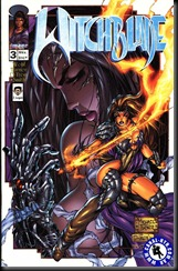 P00004 - Witchblade #3