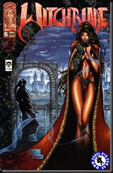 P00007 - Witchblade #6