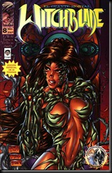 P00010 - Witchblade #8
