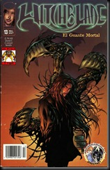 P00015 - Witchblade #13