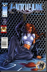 P00031 - Witchblade #29