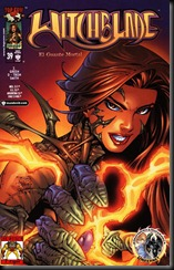 P00041 - Witchblade #39
