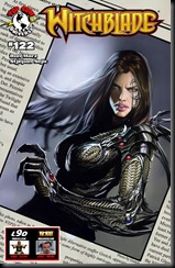 P00072 - Witchblade #122