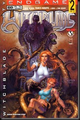 P00062 - Witchblade #60