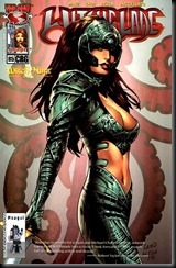 P00068 - Witchblade #85