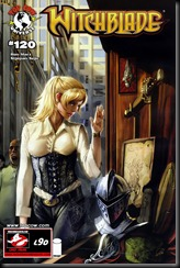 P00070 - Witchblade #120