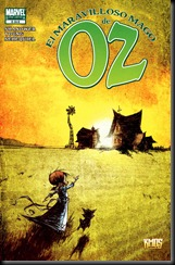 P00008 - El Maravilloso Mago de Oz #8
