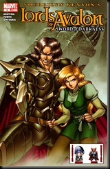 P00006 - Lords of Avalon - Sword of Darkness #6