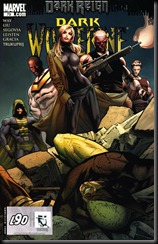 P00050 - Dark Reign - Dark Wolverine howtoarsenio.blogspot.com #79