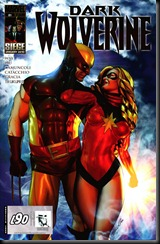 P00052 - Dark Reign - Dark Wolverine howtoarsenio.blogspot.com #81