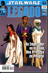 P00003 - Star Wars - Legado #3