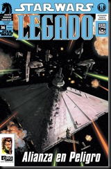 P00036 - Star Wars - Legado #36