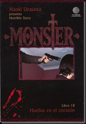 P00018 - Monster  - Huellas en el corazon.howtoarsenio.blogspot.com #18