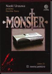 P00021 - Monster  - El reencuentro.howtoarsenio.blogspot.com #21