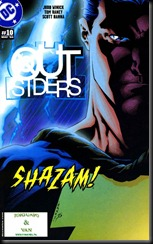 P00010 - 10 - Outsiders -  - Sum of all Evil #10