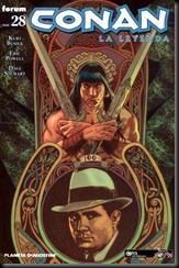 P00029 - Conan - La Leyenda #28