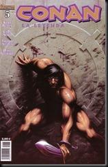 P00006 - Conan - La Leyenda #5