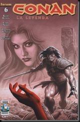 P00007 - Conan - La Leyenda #6
