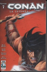 P00008 - Conan - La Leyenda #7