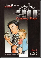 P00002 - 20th Century Boys - Tomo  - Abrid los ojos.howtoarsenio.blogspot.com #2