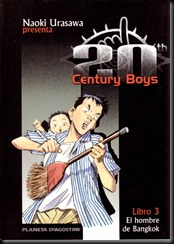 P00003 - 20th Century Boys - Tomo  - El Hombre de Bangkok.howtoarsenio.blogspot.com #3