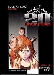 P00013 - 20th Century Boys - Tomo  - El principio del fin.howtoarsenio.blogspot.com #13