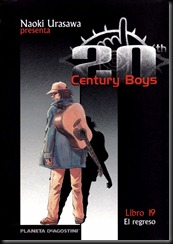 P00019 - 20th Century Boys - Tomo  - El regreso.howtoarsenio.blogspot.com #19