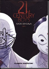 P00023 - 21th Century Boys - Tomo howtoarsenio.blogspot.com #1