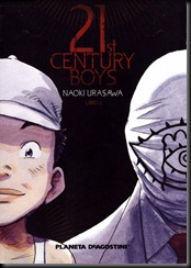 P00024 - 21th Century Boys - Tomo howtoarsenio.blogspot.com #2