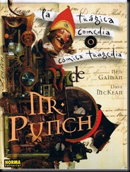 P00010 - Neil Gaiman - Mr Punch.howtoarsenio.blogspot.com