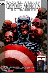 P00005 - Capitan America - The Chosen #5