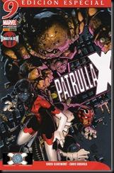 P00009 - Patrulla-X v3 #9