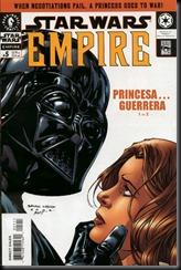 P00002 - Star Wars - Imperio 05 - Princesa Guerrera 1 de howtoarsenio.blogspot.com #2