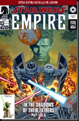 P00027 - Star Wars - Imperio 29 - A la sombra de sus padres 1 de howtoarsenio.blogspot.com #5