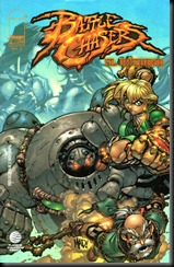 P00009 - Battlechasers #9