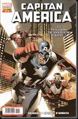 P00013 - Capitán América  Panini v6 #13