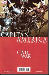 P00023 - Capitán América  Panini v6 #23