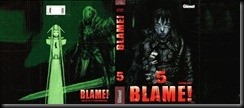 P00005 - Blame! #5