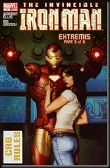 P00005 - Iron Man Extremis  howtoarsenio.blogspot.com.com v4 #5